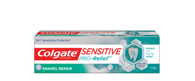 Colgate® Sensitive Pro-Relief™ Enamel Repair Toothpaste